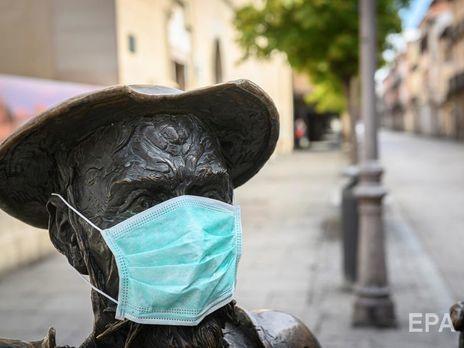 В Испании за сутки от коронавируса умерло 637 человек. Это наименьшее количество с 24 марта