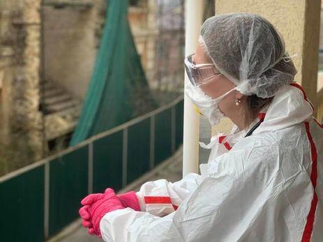 Украину ждет тяжелый сценарий COVID-19 – врач-инфекционист