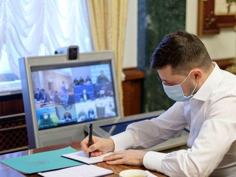Зеленский: Снижение количества инфицированных коронавирусом – это результат карантина