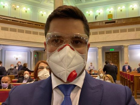 """Нардеп от """"Слуги народа"""" рассказал, сколько парламентариев заразились коронавирусом"""