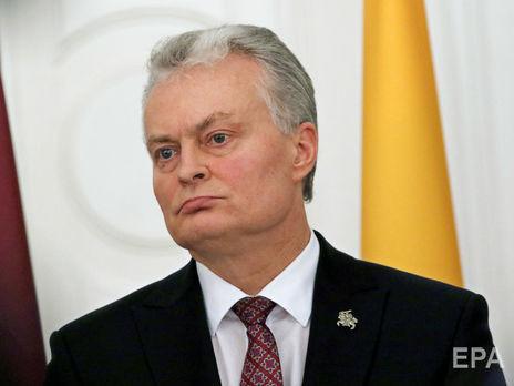 Литва может ослабить карантин из-за коронавируса