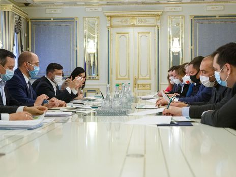 Зеленский инициировал программы поддержки малого и среднего бизнеса во время эпидемии коронавируса