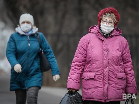 В России за сутки выявили более 1 тыс. новых случаев коронавируса