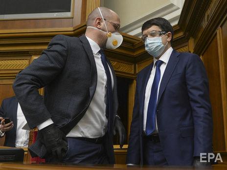 Разумков прокомментировал возможность переноса местных выборов из-за коронавируса