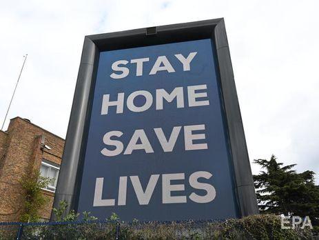 В Британии от коронавируса умерло более 850 человек за сутки – почти в два раза больше, чем накануне