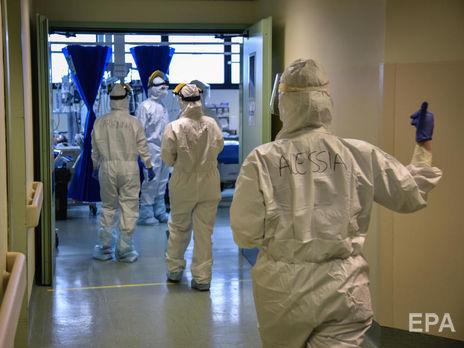 Коронавирус в Италии. За сутки более 2 тыс. человек выписались из больниц, умерло 542