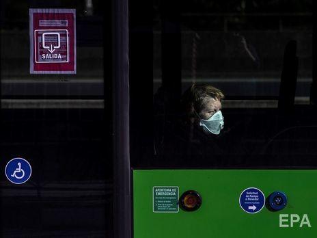 В Испании за сутки от коронавируса умерло 683 человека, смертность снизилась после двух дней роста