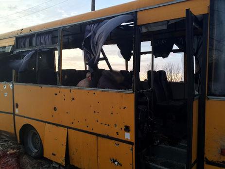 ВДонецкой области ссамого начала АТО случилось неменее 1,7 тыс. терактов