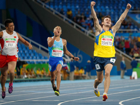 Паралимпиада-2016: украинская сборная уверенно занимает 3-е место