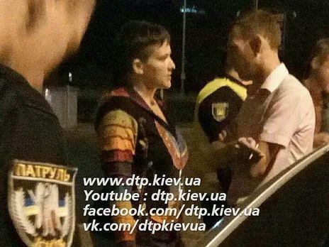 ДТП сСавченко: появились новые фото идетали