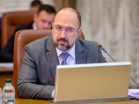Премьер Украины объявил , что страна несможет «два месяца сидеть надиване»