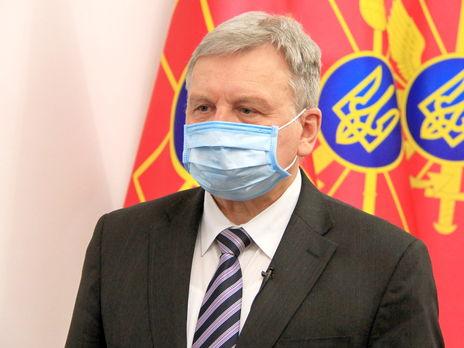Украинским военным не хватает защитных средств от коронавируса – министр обороны