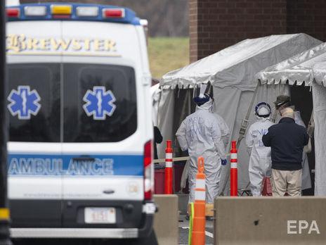 США опередили Италию по количеству жертв коронавируса