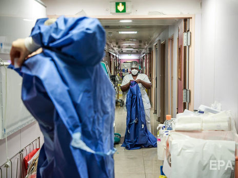 """""""Ограничения дают первые результаты"""". Во Франции почти неделю снижается количество умерших от коронавируса"""