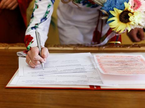 В Крыму из-за коронавируса перестали регистрировать браки и разводы