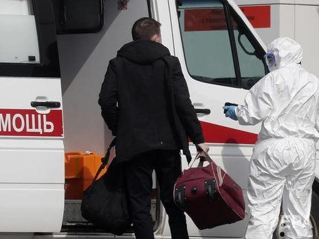 В России число заразившихся коронавирусом достигло 21 тыс.