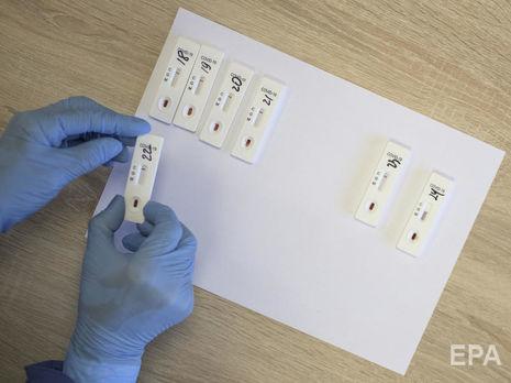 В Полтавской области зафиксирована первая смерть от коронавируса