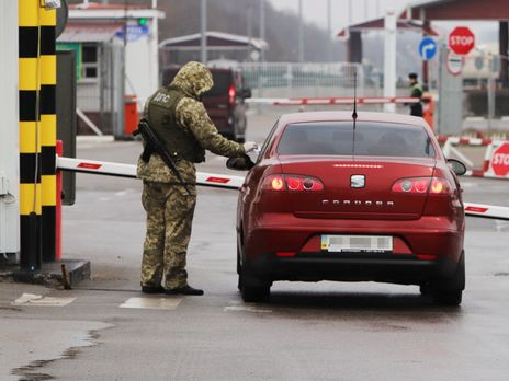 COVID-19. В Украине закроют еще десять пунктов пропуска на границе