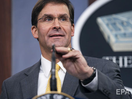 Глава Пентагона считает, что Китай продолжает скрывать информацию о коронавирусе