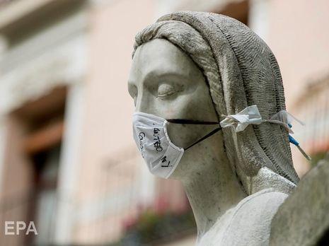 Суточная смертность от коронавируса в Испании опять увеличилась, количество инфицированных превысило 180 тыс.