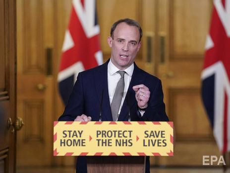 """""""Нужно задавать сложные вопросы"""". Британия хочет выяснить роль Китая в распространении коронавируса"""