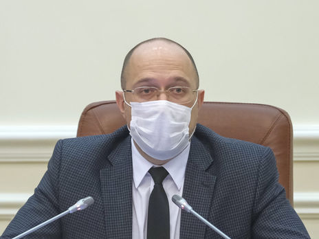 Коронавирус в Украине. Шмыгаль призвал врачей сообщать обо всех случаях задержки зарплаты
