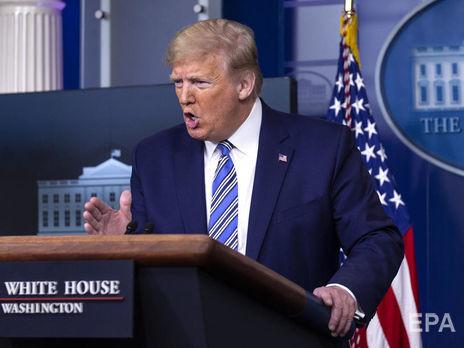 Трамп заявил, что США готовы помочь Ирану в борьбе с коронавирусом