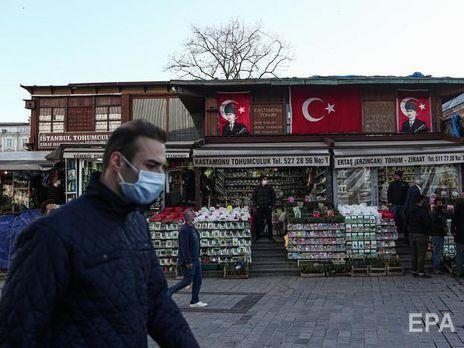 В Турции от коронавируса умерли уже более 2 тыс. человек