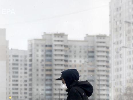 В России количество инфицированных коронавирусом превысило 50 тыс.