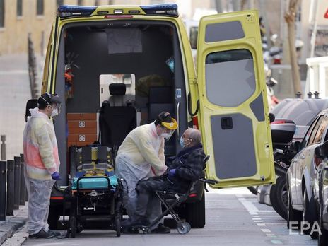Испания остается на первом месте в Европе по числу инфицированных коронавирусом, более 4,2 тыс. случаев за день
