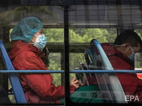 Власти Китая закрыли из-за коронавируса заезд вгород Харбин насеверо-востоке страны