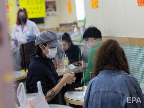 Китайские ученые показали, как девять человек заразились от одного носителя коронавируса в ресторане