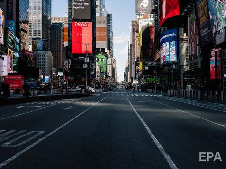 14% жителей штата Нью-Йорк, вероятно заражены коронавирусом - губернатор