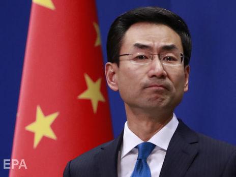 """В Китае назвали """"очень абсурдным"""" иск американского штата из-за пандемии коронавируса"""