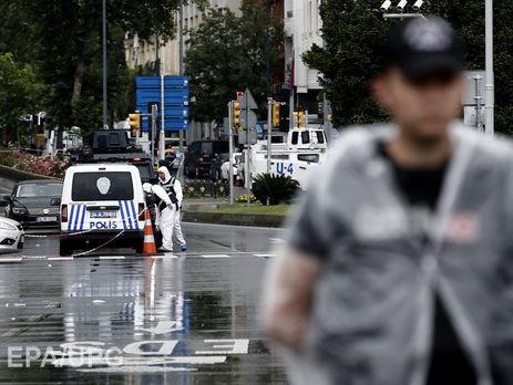 Количество пострадавших втеракте навостоке Турции достигло 48 человек
