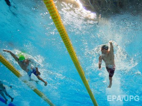Трансляция паралимпийских игр