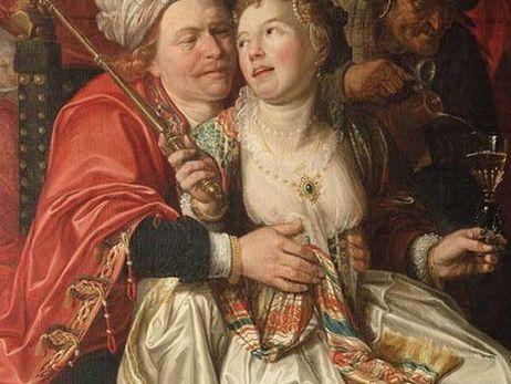 Украина передаст Нидерландам 5 похищенных картин