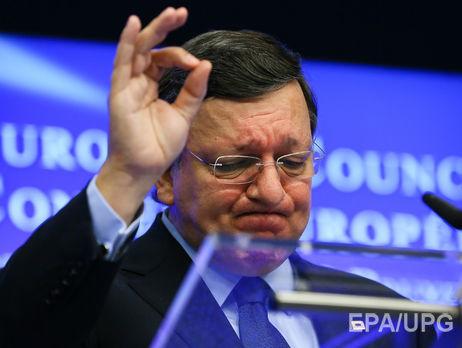Юнкер призвал начать расследование трудоустройства экс-главы Еврокомиссии