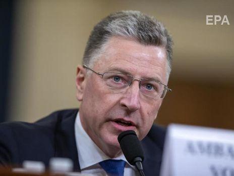 Волкер: Считаю, что идея новых санкций значительно ослабла
