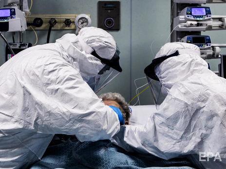 В Италии впервые с 15 марта за сутки от коронавируса умерло меньше 300 человек