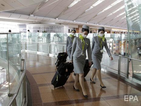 Из-за коронавируса Япония запретила въезд из Украины и еще 13 стран