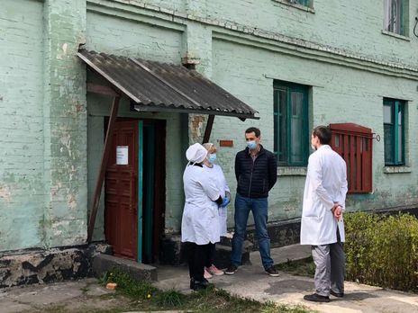 Первые ИФА-тесты на антитела к коронавирусу начнут делать в Одесской и Сумской областях – Ляшко
