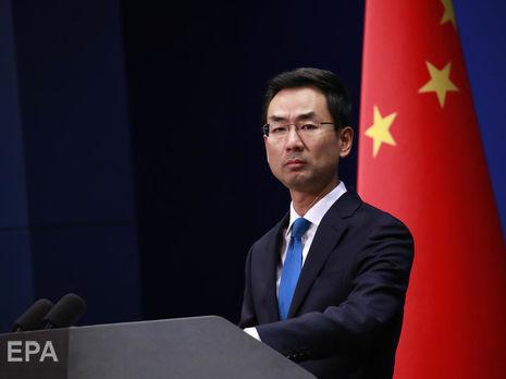 """В Пекине назвали """"неприкрытой ложью"""" заявления американских политиков об ответственности Китая за коронавирус"""
