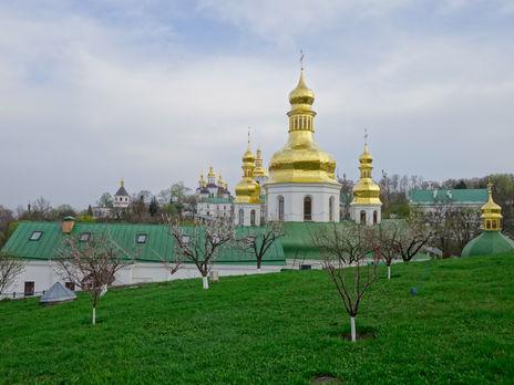 В Киево-Печерской лавре увеличилось число больных COVID-19
