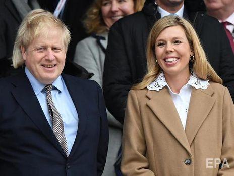 Премьер-министр Великобритании Джонсон стал отцом / ГОРДОН