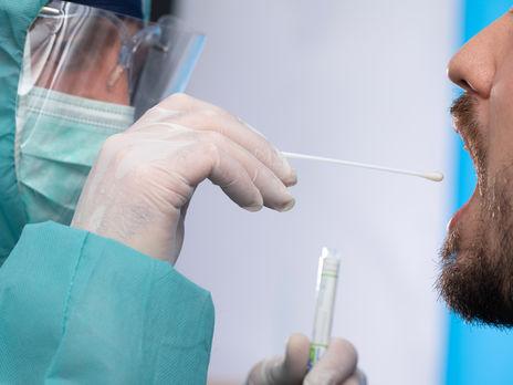 В Украине провели рекордное количество тестирований на коронавирус в сутки – Минздрав