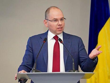 С начала эпидемии коронавирусом в Украине заразились 754 ребенка и 2154 медработника – Степанов