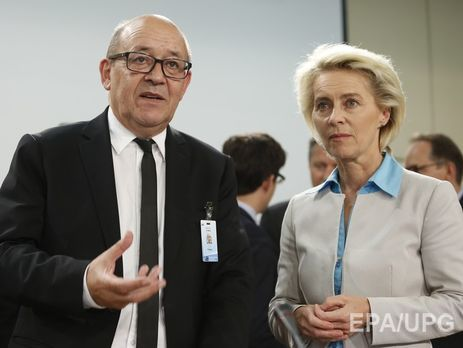 Франция иГермания выступят спроектом укрепления обороныЕС