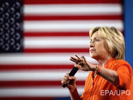 Помощник Клинтон проинформировал, когда она возвратится кизбирательной кампании