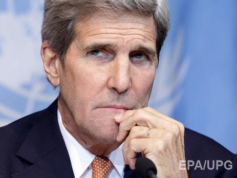 Керри неверит всоблюдение перемирия вСирии